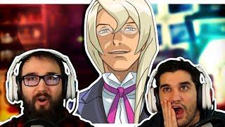 【 Apollo Justice: Ace Attorney 】Quantum leap edition | Blind Playthrough - Case 4 Finale?