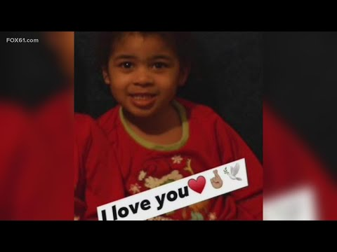 Vigil held in Hartford to remember three-year old who was killed Saturday afternoon