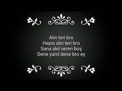 Patron - Hayvan Lyrics (HQ)