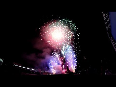 Amway Family Fireworks in Grand Rapids, MI 7/1/2017