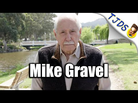 Mike Gravel Pulls Democrats LEFT In Presidential Race