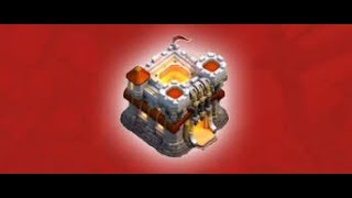 Clash of clans upgrade from townhall 1 to town hall 11| youtube gaming| computiicks| must see video|