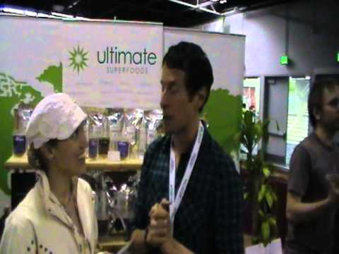 Ultimate superfoods raw superfood chef interview with Online Wellness Community.MOD