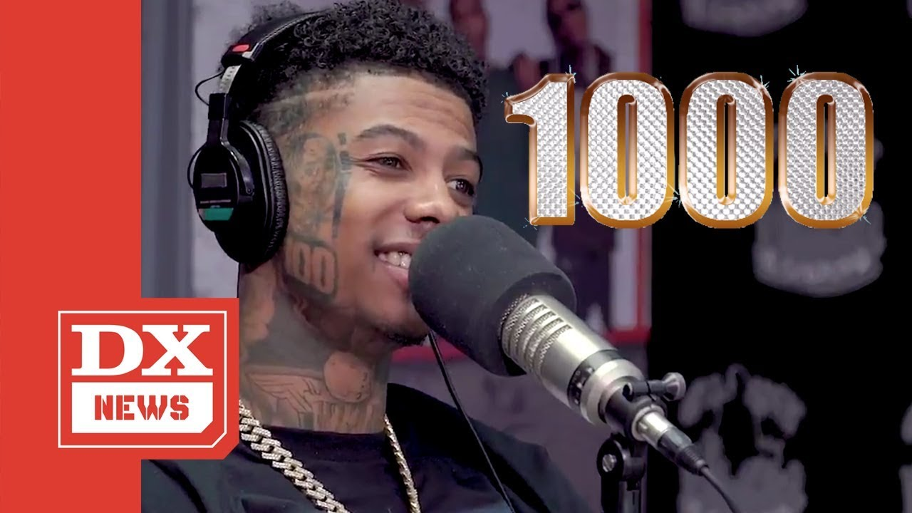 Download Blueface Claims He Slept With Over 1000 Women In 6 Months