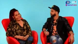 """Entrevista a la diva de la canción cubana, Annia Linares en el programa """"Hola! Ota-Ola"""""""