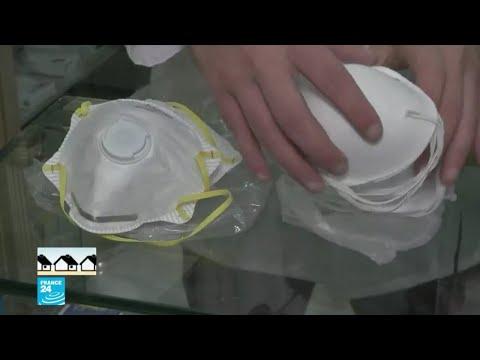 طرق غير قانونية لبيع وصناعة الكمامات الطبية في الأردن  - نشر قبل 2 ساعة