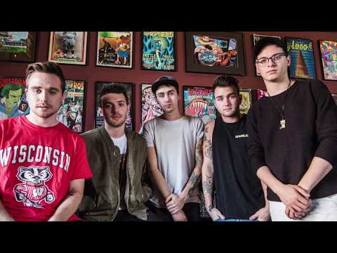 THE WRECKS interview with Music Junkie Press at The Fillmore in SF 2