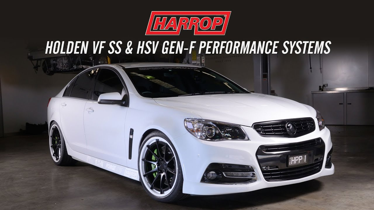 holden vf ss amp hsv genf harrop performance systems youtube