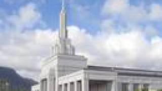 Apia Samoa LDS (Mormon) Temple - Mormons