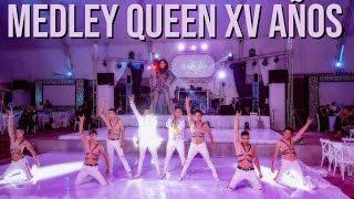 Coreografía Medley de Queen |  XV Años  | Adry | RiseDreams Foto y Video | Quinta de Lago Texcoco