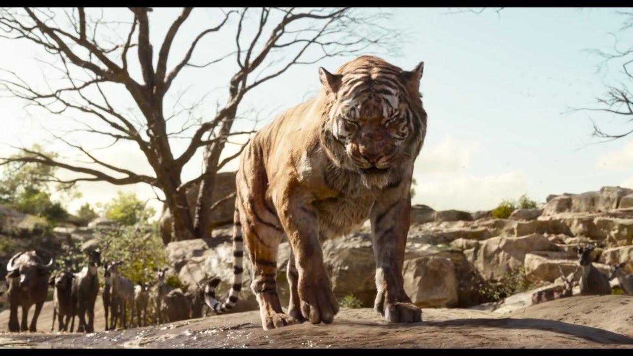 Le Livre de la Jungle | Extrait VOST : Shere Khan | Disney