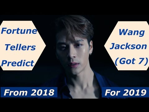 Jackson Wang (Got7)! Fortune Reading! Kpop Predictions 2019!