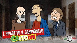 AUTOGOL CARTOON - E' ripartito il campionato