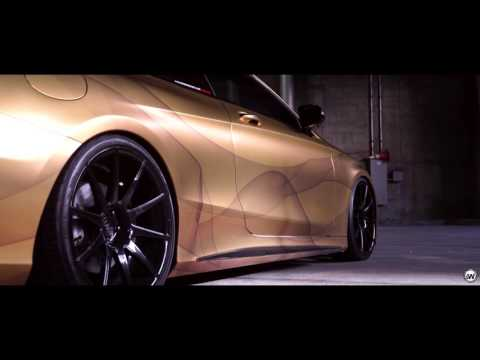 CRIS TAYLOR - Dunya (Mercedes S 63 AMG Coupe Video Edit)