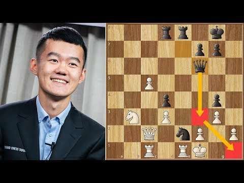 Nope!    Ding vs Movsesian    FIDE World Cup (2019)