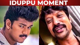 S J Suryah Kushi's Iduppu connect | Pyaar prema kadhal | YSR | Harish Kalyan