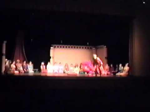1001 Arabian Nights (dress rehearsal), March 10, 1995