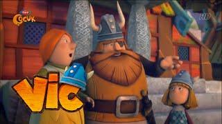 ► 4 bölüm - Vikingler Viki  ► Tatil Adası    Kanal