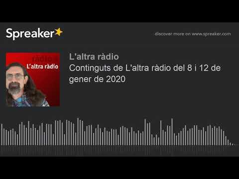 Dia Mundial de la Ràdio 2018 programa especial de L'altra ràdio a l'Ateneu Barcelonès from YouTube · Duration:  8 minutes 30 seconds