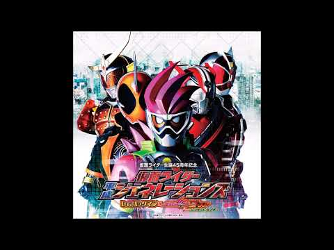 Kamen Rider Heisei Generations Dr.Pac Man vs Ex-Aid & Ghost with Legend Rider Song 01 Hikari