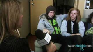Interview with We The Kings