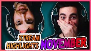 STREAM HIGHLIGHTS | NOVEMBER 2019