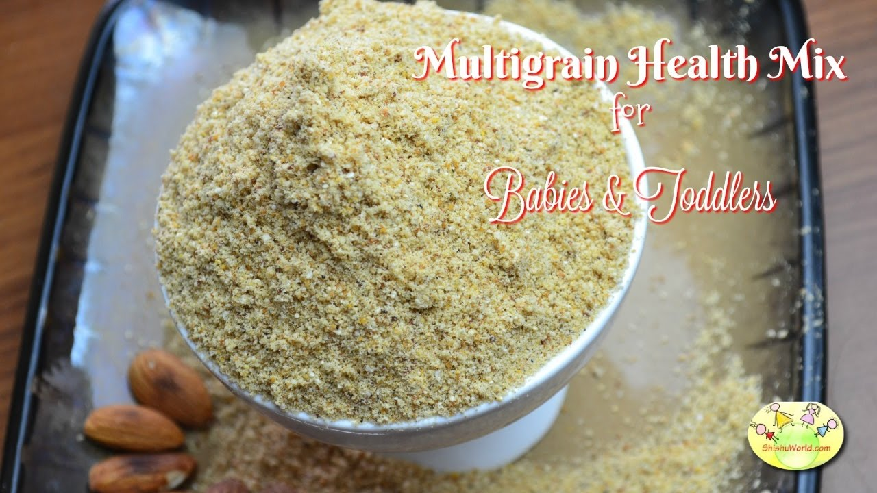 Multigrain health mix for babies kids sathu mavu uggu homemade multigrain health mix for babies kids sathu mavu uggu homemade cerelac indian baby food recipe youtube forumfinder Image collections