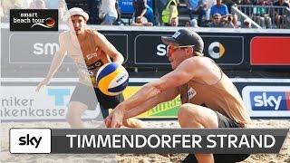 Timmendorfer Strand: Das Männer-Finale in voller Länge | smart beach tour 2016