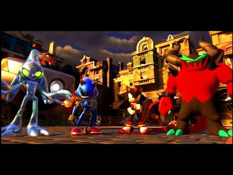 Sonic Forces - Intel HD Graphics 4000