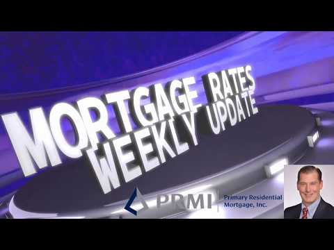 Mortgage Rates Weekly Update October 9 2017