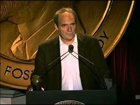 Carlos Bosch - Balseros - 2004 Peabody Award Acceptance Speech