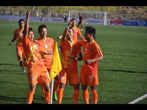 Bhutan Vs Sri Lanka- World Cup Qualifier, 2nd Leg- Full Match