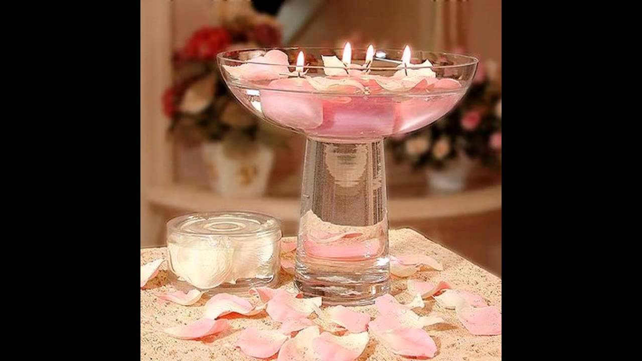 Wedding anniversary party theme ideas youtube for Anniversary decoration at home