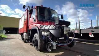 ZAGRO Unimog Hilfsfahrzeug/ Hilfszug