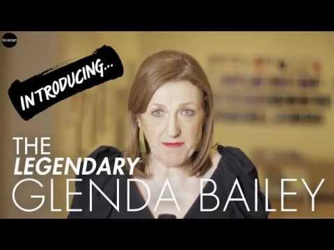 Glenda Bailey from Harper's Bizarre | Fashion Interview