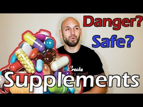 Dietary Supplements and Regulation | Are They Safe or Dangerous?