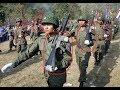 মিয়ানমারের সেনাবাহিনী টাইম শেষ দেখুন কিভাবে মিয়ানমারের সেনাবাহিনী অস্ত্র জব্ধ করা হচ্ছে
