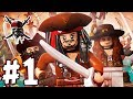 lego pirates of the caribbean   episode 01   jack sparrow hd gameplay walkthrough