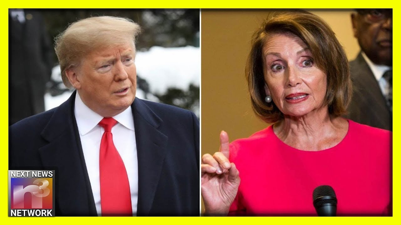 Pelosi UNHINGED! Demands BIG BILL Payment From Trump!