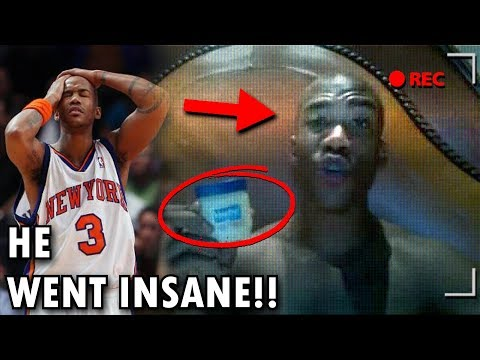 The STRANGE Footage that DESTROYED Stephon Marbury's NBA Career!