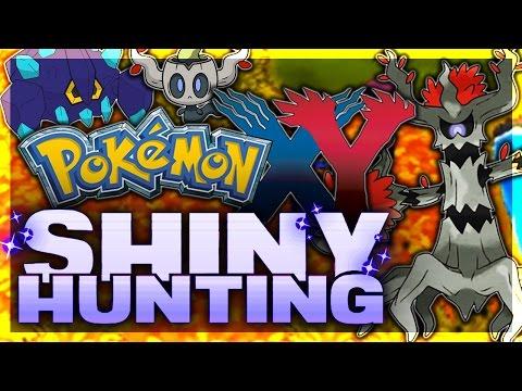 [LIVE] SHINY HUNTING ON POKEMON X&Y! - Pokemon ORAS/XY Live Stream! w/ Jason Plays Pokemon