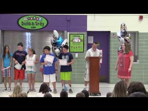 Orange Avenue Elementary School Clap Out - 6-10-16