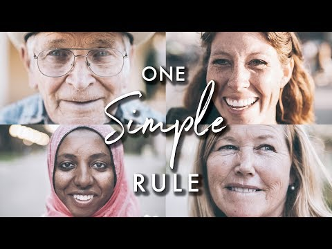 Day 32 - YOUR ONE SIMPLE RULE?
