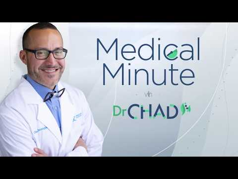 Medical Minute with Dr. Chad: Nerve Pain