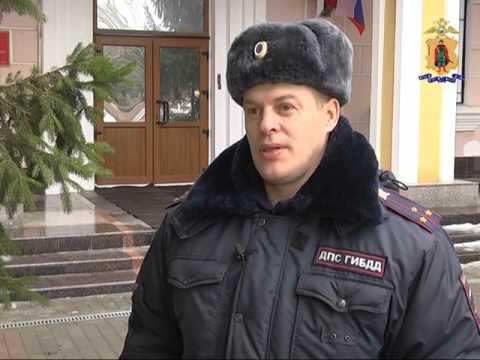 В Рязани инспекторы ГИБДД задержали злоумышленников, подозреваемых в краже со стройки