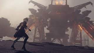 NieR:Automata/ニーア オートマタ: PlayStation Experience トレーラー