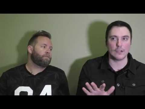 Breaking Benjamin interview - Benjamin and Jasen
