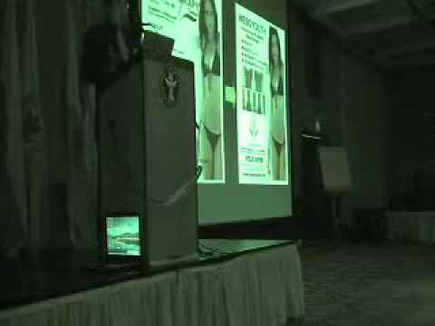 Marketing Lecture, Bogota, Colombia, 2007