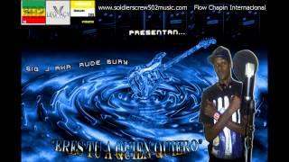 Big J aka. Rude Buay-Eres Tu A Quien Quiero (Legacy Records ) 2015
