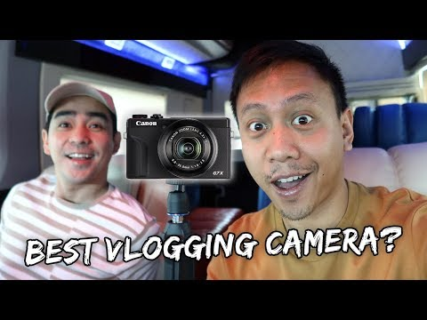 My New Vlogging Camera (Canon G7X  Mark 3 Review) | Vlog #695